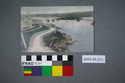 Postcard: The Cattewater, Plymouth