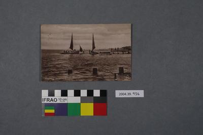Postcard: Boating at Siloth
