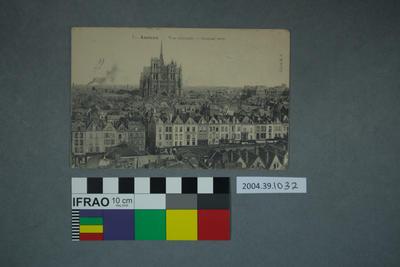 Postcard: Amiens, Vue Generale