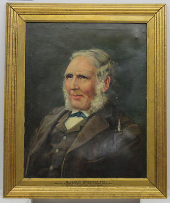 Painting: William Stewart Esq.