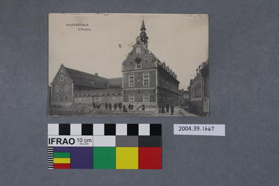 Postcard: Hazebrouck L'Hospice