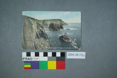 Postcard: Lands End, Enys Dodman & Pardenack Point