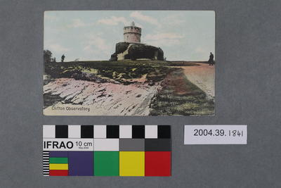 Postcard: Clifton Observatory
