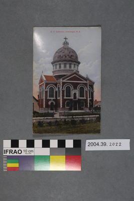 Postcard: R.C. Cathedral, Invercargill, N.Z.