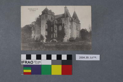 Postcard: Tourlaville, Le Château