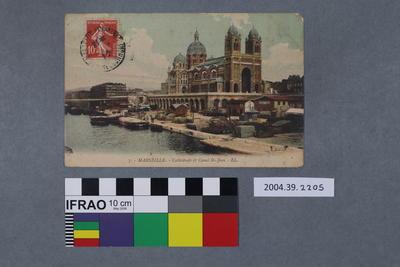 Postcard: Marseille