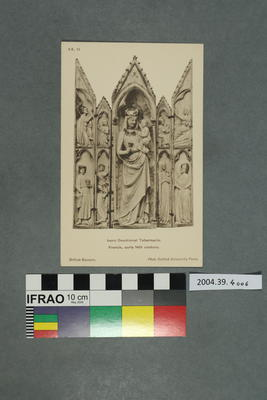 Postcard: Ivory Devotional Tabernacle
