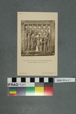Postcard: Ivory Panel