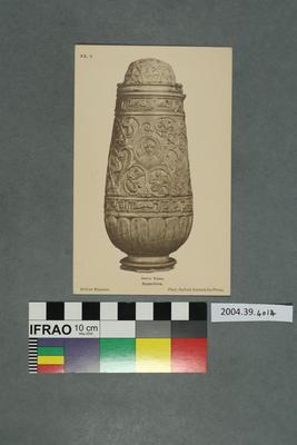 Postcard: Ivory Vase
