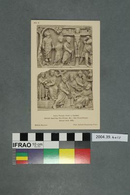 Postcard: Ivory Panels