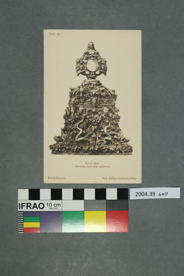 Postcard: Silver Bell