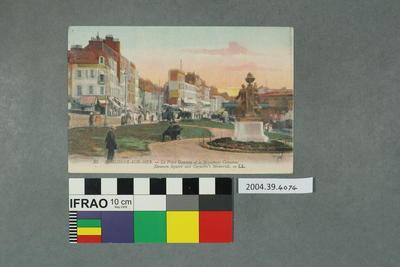 Postcard: Boulogne-Sur-Mer