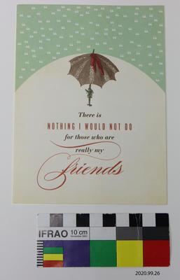 Card: Laura Williams