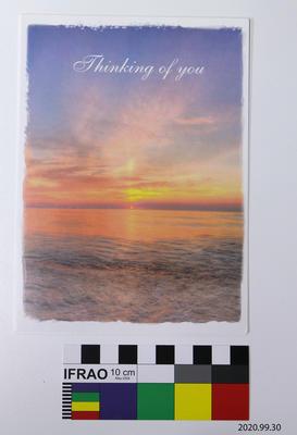 Card: Hughenden Mothers Union