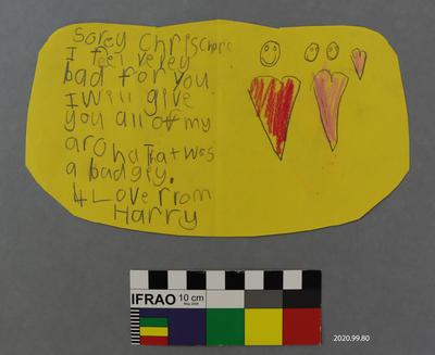 Card: Harry
