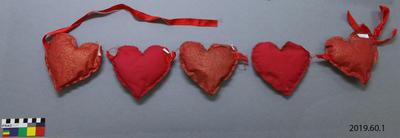 Tribute: Five Hearts