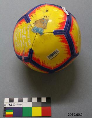 Tribute: Football