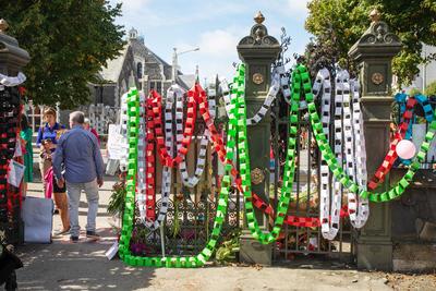 Photograph: Paper Chains