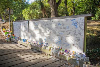 Photograph: Bridge Tributes