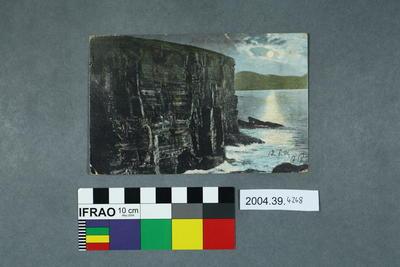 Postcard: Black Craig