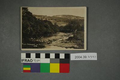 Postcard: River Derwent