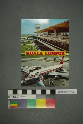 Postcard: Kuala Lumpur