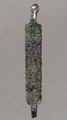 Jade: hair ornament