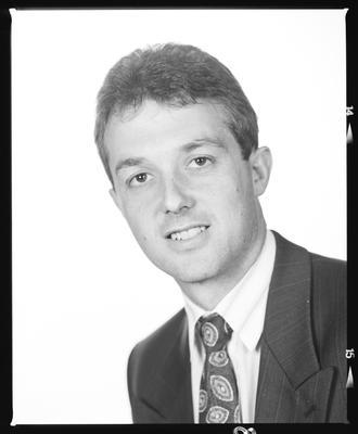 Negative: Mark Klippenberger, Peat Marwick KPMG; 29 March 1994; 2019.10.16373