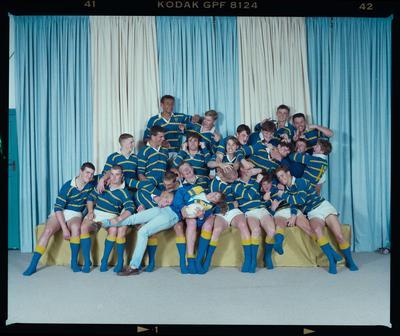 Negative: Lincoln Rugby U19A 1993