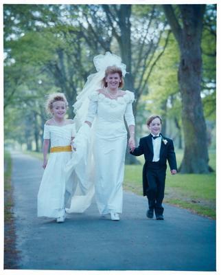 Negative: Hauge-Milligan Wedding