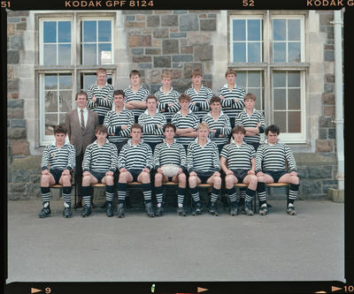 Negative: Christ's College 2nd XV Rugby 1993