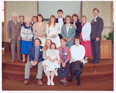Negative: Lienert-Smithies Wedding