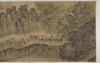 Painting: landscape