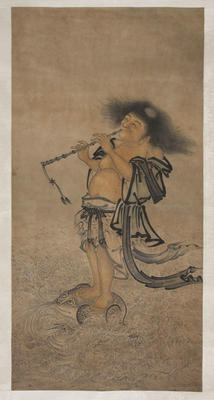 Painting: figure