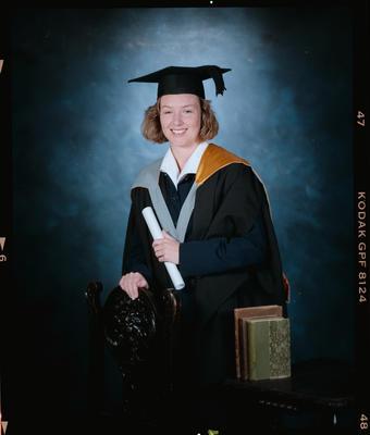 Negative: Miss Cooper Graduate; 1994; 2019.10.18716