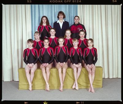 Negative: Canterbury Senior Gymnastics 1994