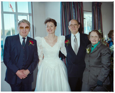 Negative: Reed Wedding