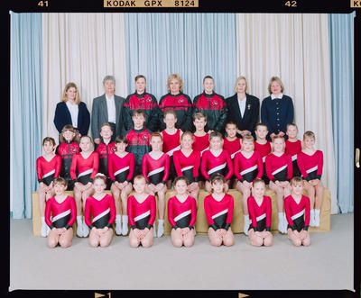Negative: NZGA Junior Nationals Canterbury Team 1995