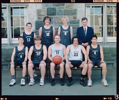 Negative: Christ's College Basketball 1996