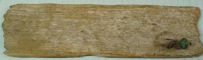 Fragment: Wood from Ship
