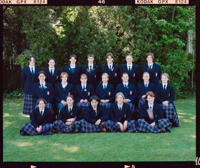 Negative: CGHS Acland House Group 1996