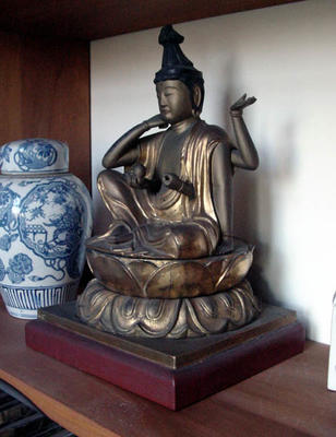 Buddha, seated