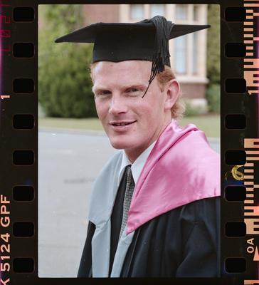Negative: Lincoln Graduation 1993