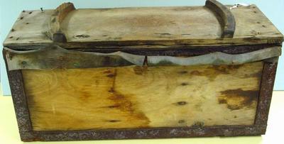 Provisions Box: Wood