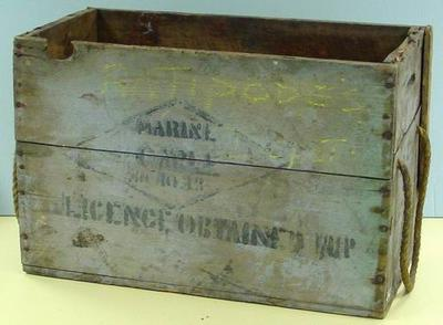 Box: Wooden