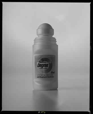 Negative: Degree Deodorant Saatchi And Saatchi