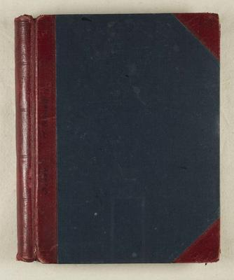 Diary: Harry Pennell, 1904-1909