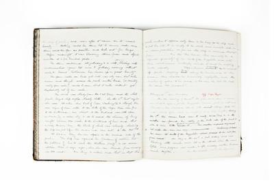 Diary: Harry Pennell, 26 January 1911 - 1 November 1912.