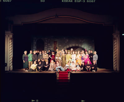 Negative: Sleeping Beauty Children's Theatre