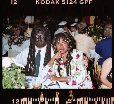 Negative: St Andrews Fancy Dress Party 1995